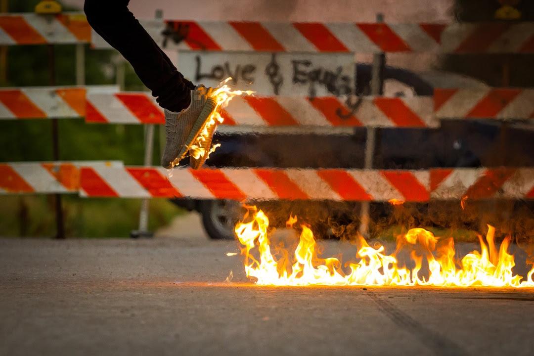 walk on fire - dan carlson